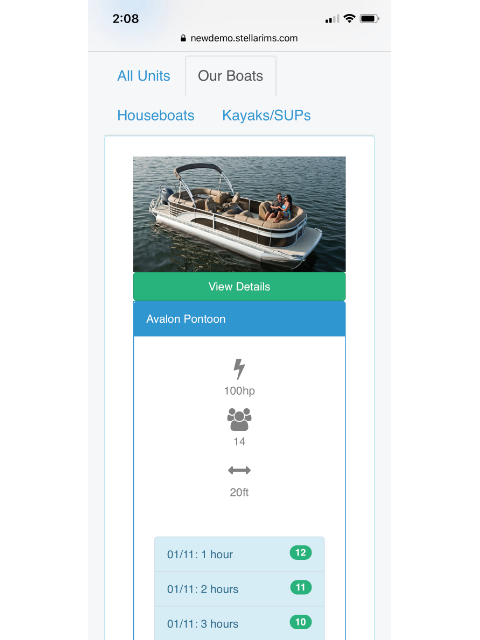 Mobile Responsiveness On Your Boat Booking Platforms